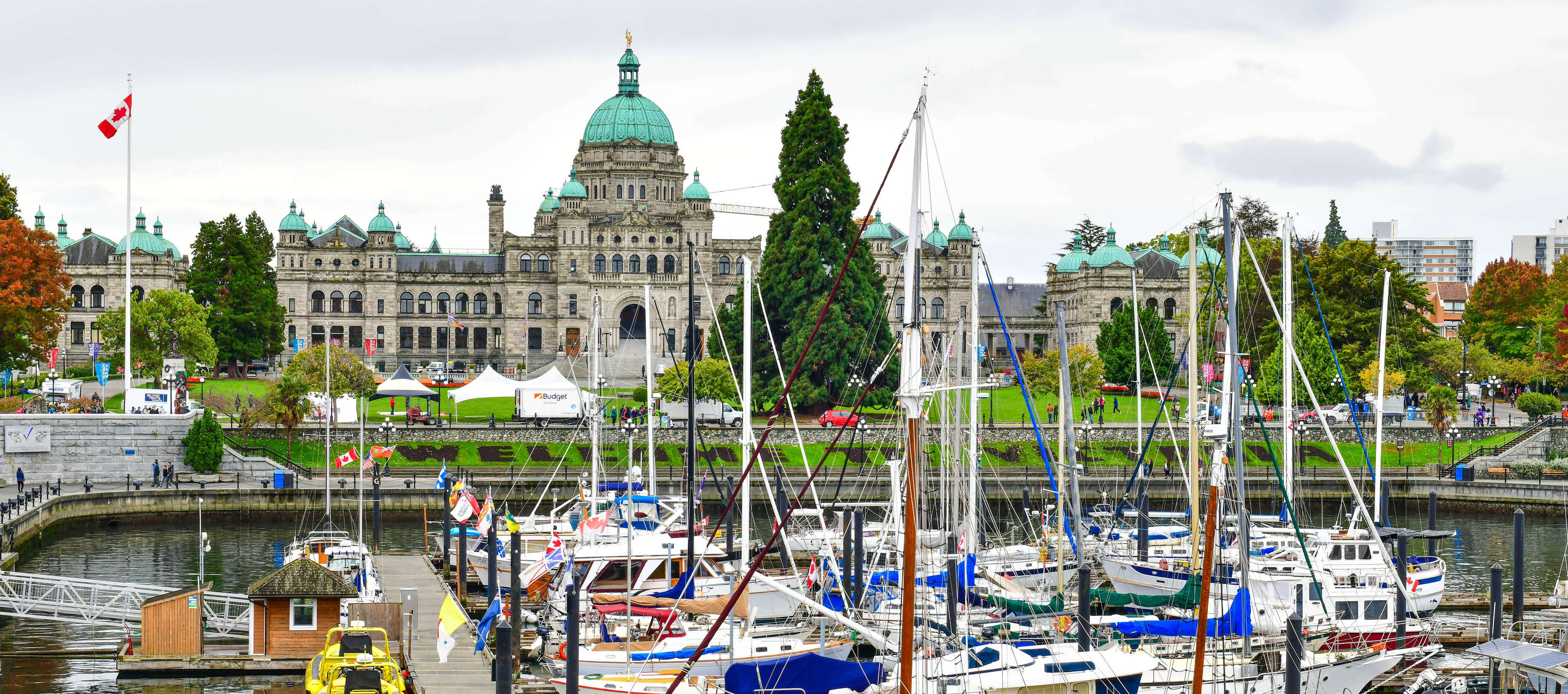 Victoria, British Columbia-Inner Harbour | RBC Dominion Securities-Victoria Branch