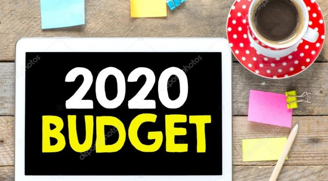 The 2020 Canadian Federal Budget