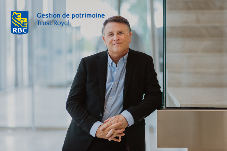 David Chilton Royal Trust Logo