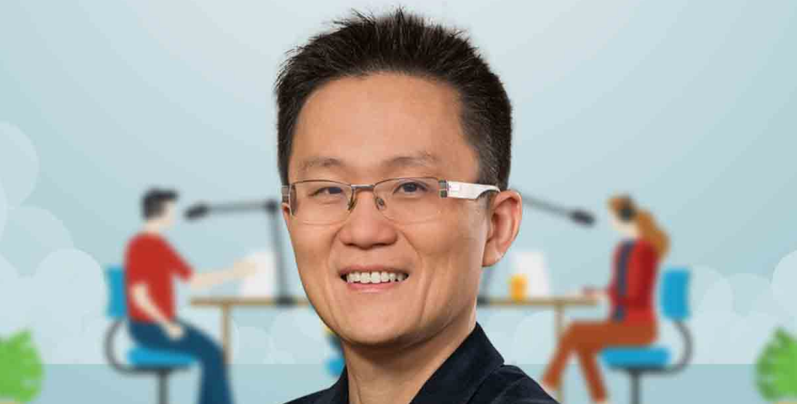 Allen Lau, co-founder and CEO of WattPad