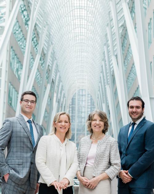 nickel wealth management team