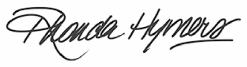 Rhonda Hymers headshot
