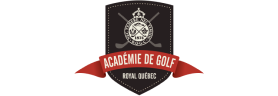 Logo Académie de Golf du Royal Québec