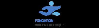 Logo Fondation Vincent Bourque